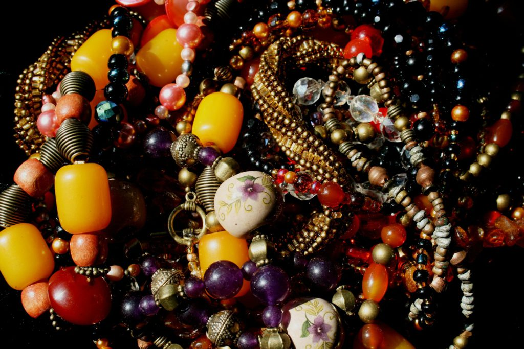 Eclectic-Beaded-Jewelry-Necklaces